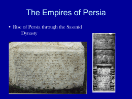 7 - The Empires of Persia