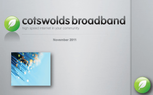 Cotswolds Broadband