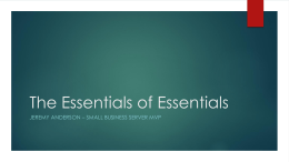 The-Essentials-of-Essentials