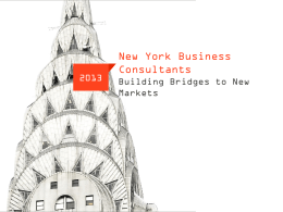 NYBC - New York Business Consultants LLC