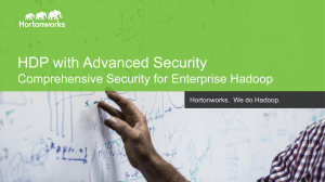 HDP Security Overview_NV