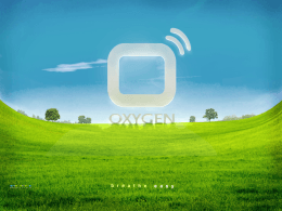 WiFi Solution Revolution by Oxygen