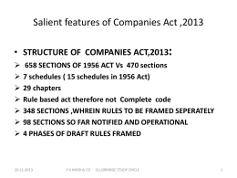 salient-features-of-companies-act