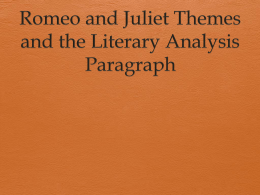 Literary Analysis and Themes