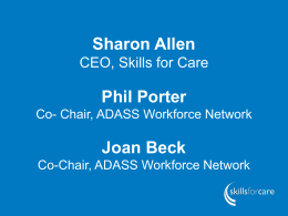 Workforce and Qulaity - Sharon Allen_Phil Porter_Joan
