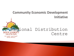 CEDI Presentation - Ke-ondaatiziying Conference
