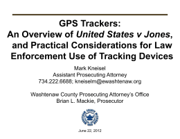 295 - Michigan Prosecuting Attorneys Coordinating Council