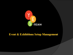 yesteam`s presentation