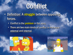 conflict 2014-2015