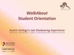 PowerPoint - Austin College