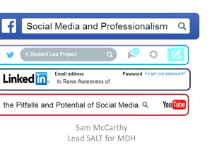 S McCarthy Social Media and Professionalism