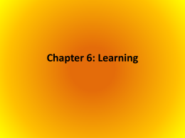 Chapter 4 Notes - Tipp City Exempted Village Schools