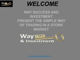 Legal - waysuccessinvestment.com