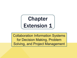 Chapter Extension 1