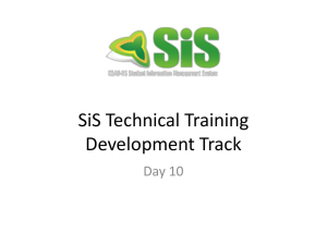 Technical Training Day 10