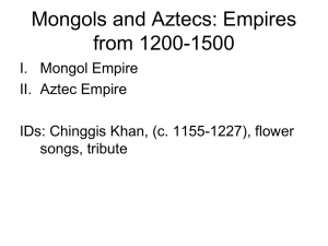 Lect 23_Mongols_and_Aztecs Sp13