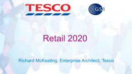 Richard McKeating (Tesco)