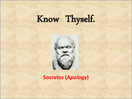 Know Thyself-updated
