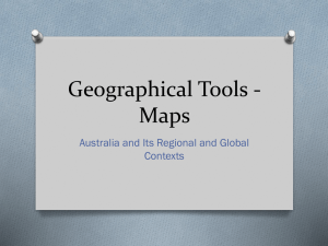 Geographical Tools - Maps