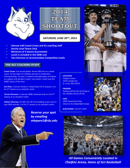 here - Saint Louis University Basketball Camps
