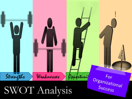 SWOT-Analysis-Demo - Management Study Guide