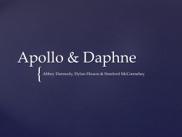 Apollo & Daphne - bearsenglishpage2012-2013