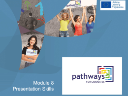 Body Language - Pathways for Graduates