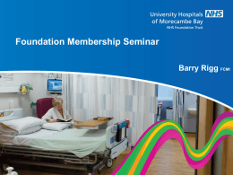 here - University Hospitals of Morecambe Bay NHS Foundation Trust