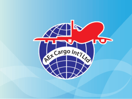AEx Cargo Int`l Ltd