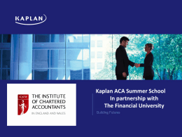 aca_summer_school_with_financial_university_ppt_36365