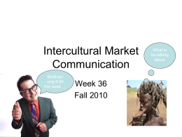 Intercultural Market Communication 1_student copy