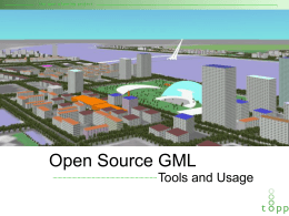 Open Source GML