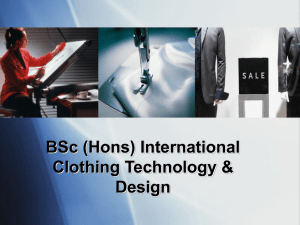 Fashion Garment Designing