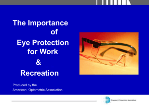 True - South Dakota Optometric Society