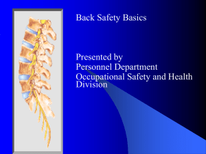 Basics Presentation - City of Los Angeles Personnel Department