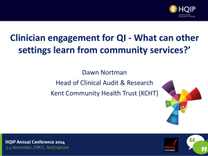 Dawn Nortman (Kent Community Health NHS Trust)
