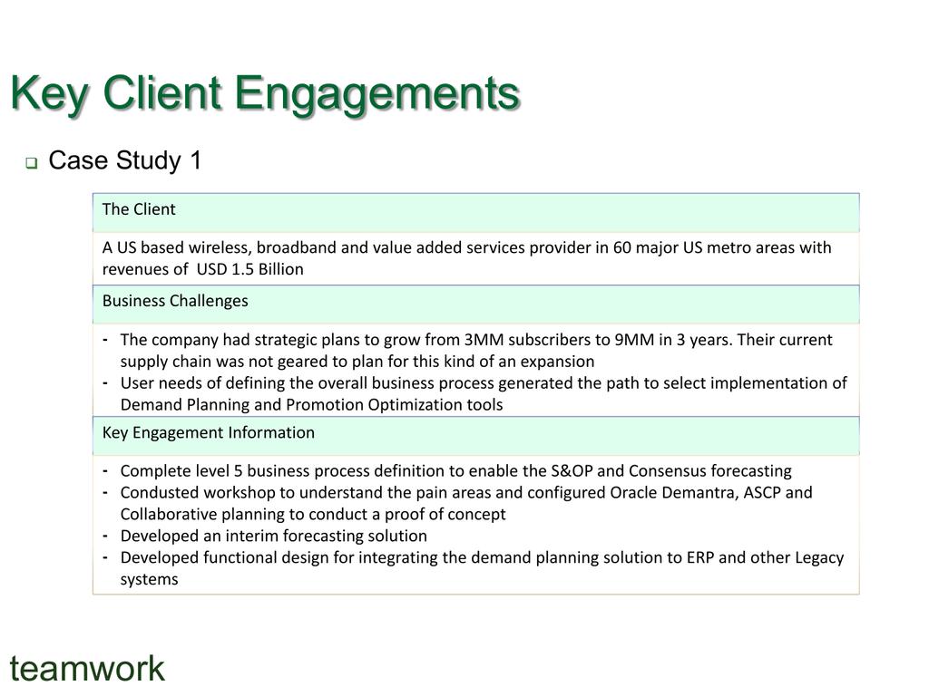 Credential Presentation