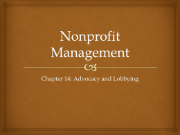 Nonprofit Management - masonnonprofitfellows
