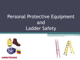 Personal Protective Equipment - SCTE Penn