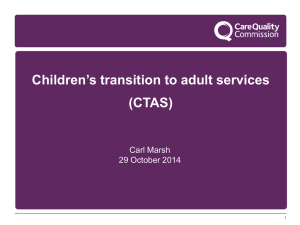 WSP4 Childrens Transition to adult services Carl Marsh(1)