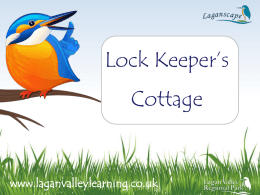 Lock Keeper`s Cottage (Microsoft 97 - 2003)