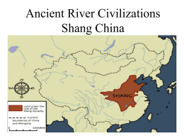 Shang China Culturenotes only