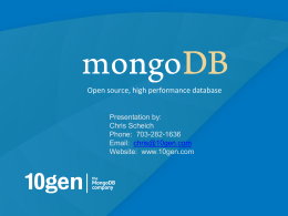 mongodb_open_source_high_performance_database