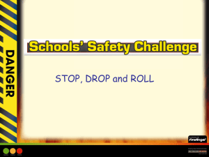 Powerpoint - Schools` Safety Challenge