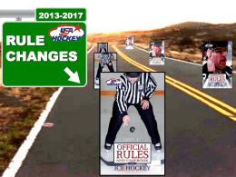 2013_USAH_RULE_CHANGES