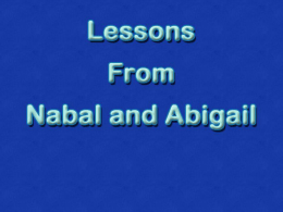 lessons-from-nabal-and-abigail.pps