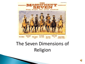 Elements of Religion