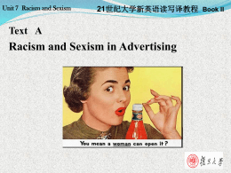 8-21st_BKII_Unit 7 racism and sexism