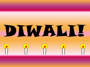 Diwali – By Surjit Singh (Singapore)