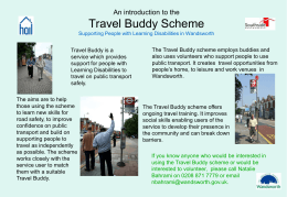Travel Mate Scheme